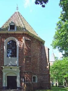 Magnuskerk Voorzijde Bellingwolde